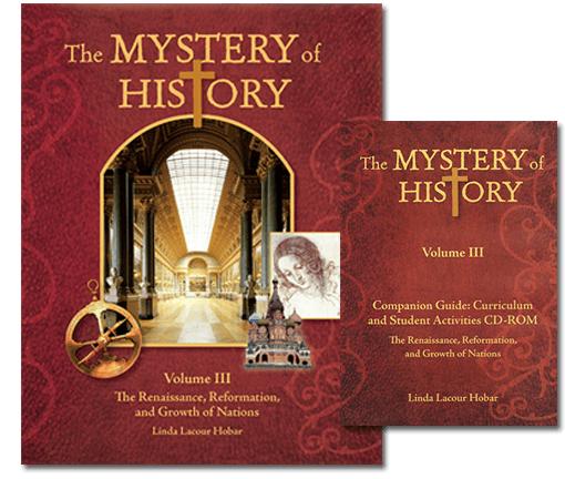 World History Curriculum | The Mystery of History