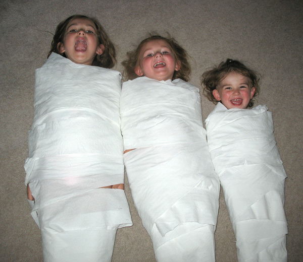 A Family of Mummies