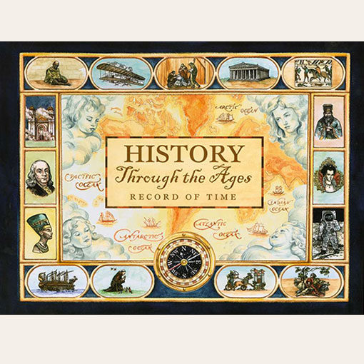 History Through the Ages Timeline Notebook