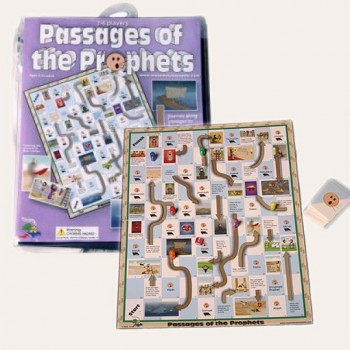 Passage of the Prophets Board Game