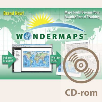 Wondermaps CD