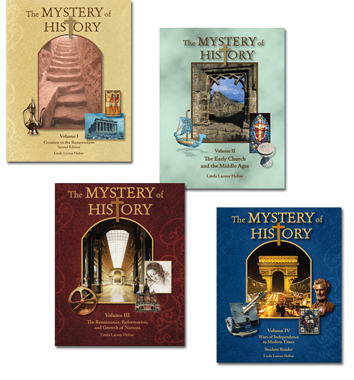 Christian world history curriculum the mystery of history the mystery of history gumiabroncs Choice Image