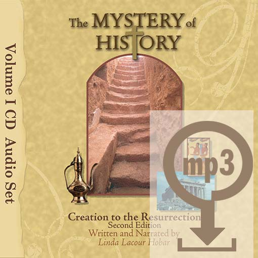 The Mystery of History Volume II: The Early Church Textbook (2004)