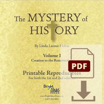 The Mystery of History Volume I (Second Edition) Printable Reproducibles PDF Download
