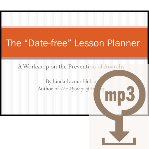 the date free lesson planner workshop mp3 the mystery of history