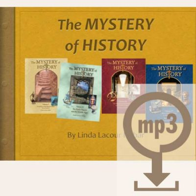 The Mystery of History for All Ages MP3 Workshop