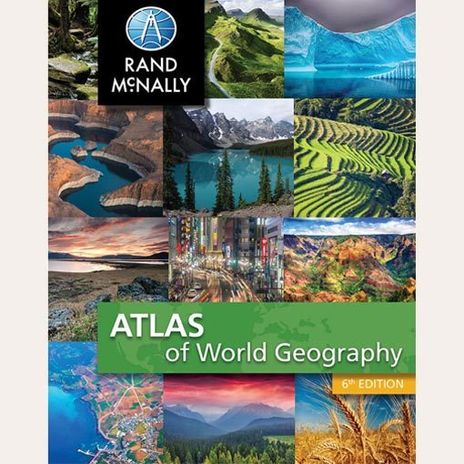 The Atlas Of World Geography The Mystery Of History - World geography