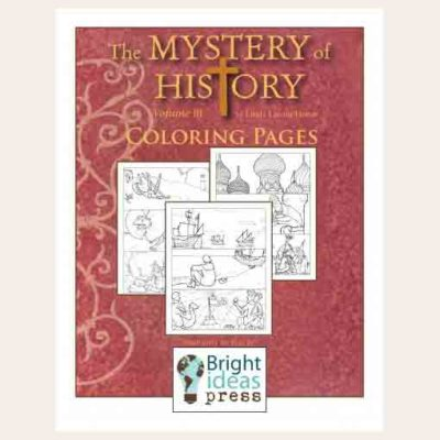 The Mystery of History Volume III Coloring Pages