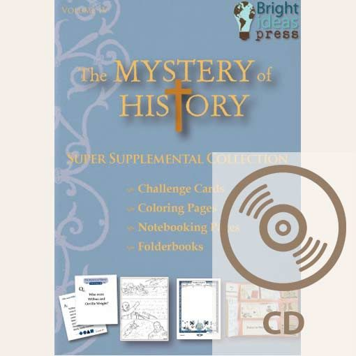 The Mystery of History Super Supplemental CD