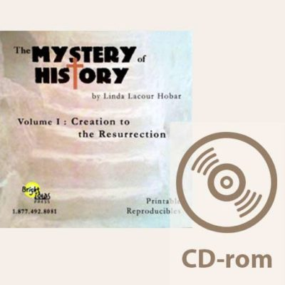 The Mystery of History Volume I (First Edition) Printable Reproducibles