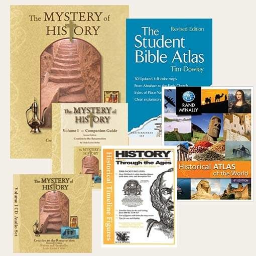 The Mystery of History Volume I Bundle