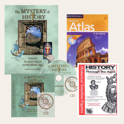 The Mystery of History Best-Deal Bundle Volume II