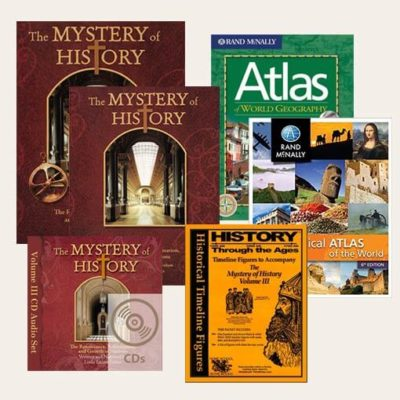The Mystery of History Volume III Bundle #1