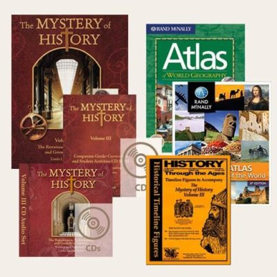 The Mystery of History Volume III Bundle #2