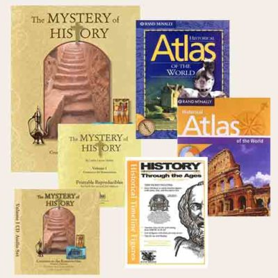 Best-Seller Bundle The Mystery of History Volume I