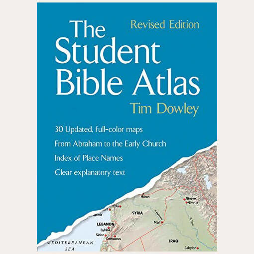 Rand McNally Student Bible Atlas