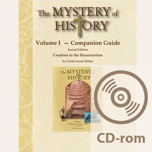 The Mystery of History Volume I Companion Guide CD