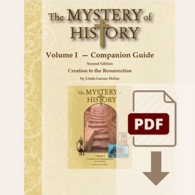 The Mystery of History Volume I Companion Guide PDF