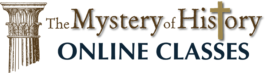 The Mystery of History Online Classes