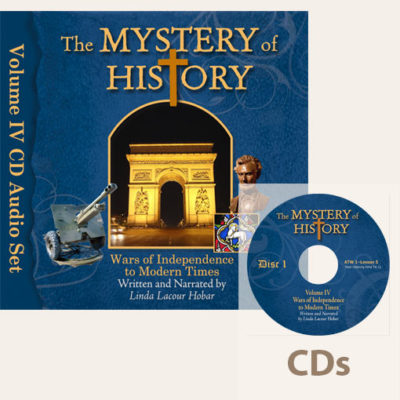 The Mystery of History Volume IV CDs
